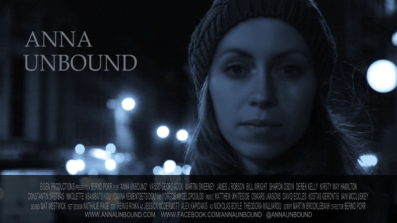 Poster of the feature film Anna Unbound